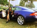 Riding the Jaguar XKR