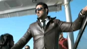 First look: Abhishek Bachchan's Game