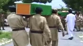 Video : Pakistan soldiers dead, army blames helicopters