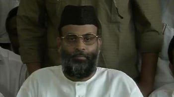 Video : 'I am ready to surrender' says Abdul Madani, Kerala leader