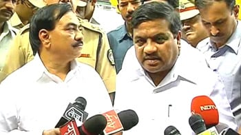 Video : RR Patil's meet with Kasab insensitive?