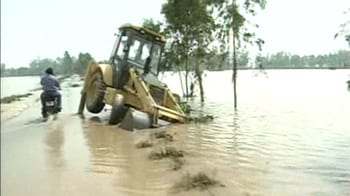 Video : Flood in Punjab, Haryana: Villagers stranded without medical help