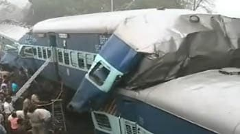 Video : Madhya Pradesh train accident: 21 dead, 50 injured