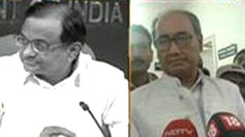 Video : Digvijaya vs Chidambaram on saffron terror