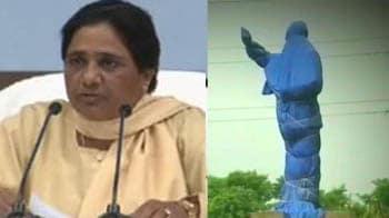 Video : Supreme Court okays Mayawati's Noida park