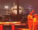 Video : Mumbai: Fire alarm on Jet flight, 25 injured