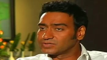 Video : Ajay turns gangster for Once Upon A Time