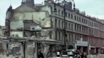 Video : Rare video of WW II bomb attack in London found