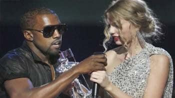 Swift and Kanye sing-it-out at VMAs