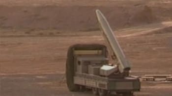 Video : Successfully test fired short-range missile: Iran