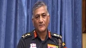 Video : China, Pak major irritants to national security: Army chief