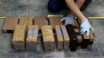 Video : Australia's million dollar drug bust