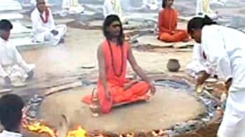 Video : 'Sex Swami' Nithayananda