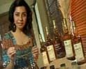 Amrut Fusion single malt whisky rated world's third best