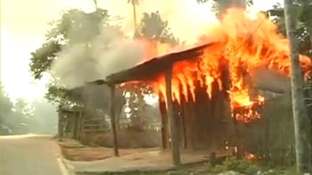 Video : Ethnic clashes in North-East leave thousands displaced