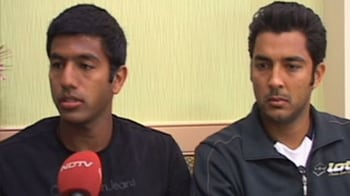 Video : Bopanna & Qureshi: The Indo-Pak ties that work