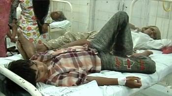 Video : Delhi govt downplaying dengue outbreak