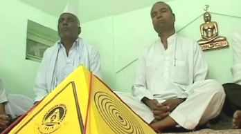 Video : Find peace in a pyramid, says this part of Karnataka