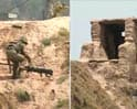 Video : BSF team pinned down by Pak Rangers in J&K