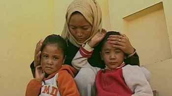 Video : Hope and despair in Leh