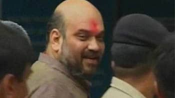 Video : Amit Shah sidelined by his own party?