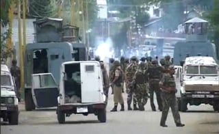Video : Tension in Sopore after rubber bullet kills protester