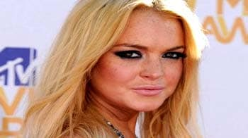 Lohan fails court ordered drug test, faces jail again