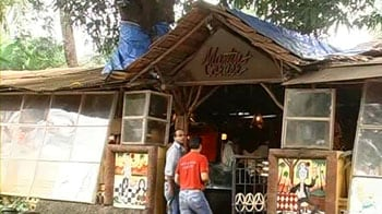 Video : Sachin's favourite restaurant in Goa