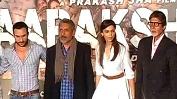 Video : Despite 'Rajneeti', Kat failed to get 'Aarakshan'