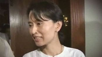 Video : If we work in unity, we will achieve our goal: Suu Kyi