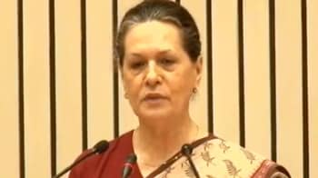 Video : Land acquisition: Sonia for farmers' rights