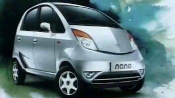 Video : Tata Motors plans remote kiosks for Nano
