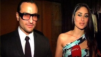 Video : Bebo observes first Karva Chauth for Saif