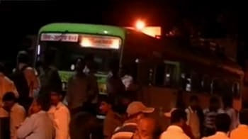 Video : Maharashtra suspends bus service to Belgaum