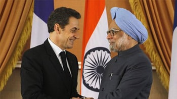 Video : India, France sign mega nuke deal