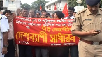 Video : Bandh paralyses Kolkata