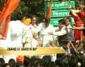 Video : Nagpur welcomes Gadkari