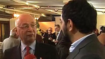 Video : Rise of India reflects shift in power centre: Schwab