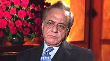 Video : Khursheed Kasuri on Pakistan's internal strife
