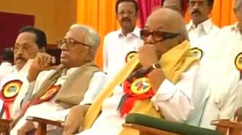 Video : 2G spectrum scam: DMK stands by its man