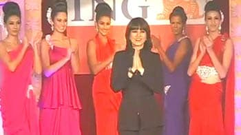 Video : Neeta Lulla showcases her royal collection