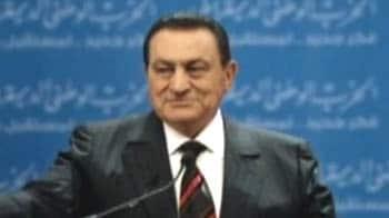 Video : US, Egypt discuss Mubarak's exit plan