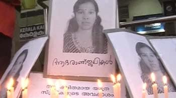 Video : Soumya, who died after being attacked on a train