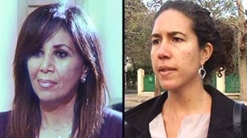 Video : The women of Tahrir Square