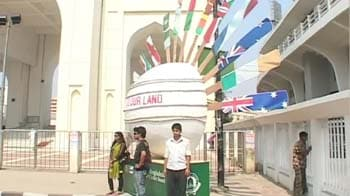 Video : World Cup opening ceremony: Dhaka set to rock