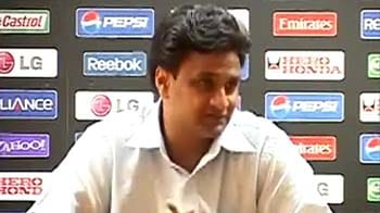 Video : We cannot meet people's expectations: Srinath