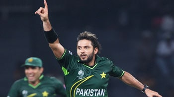 Video : Boom-Boom Afridi: An opposition's nightmare