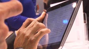 Video : First look: Samsung Galaxy Tab 2