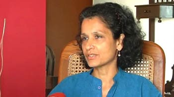 Video : The woman who's fighting for Aruna Shanbaug