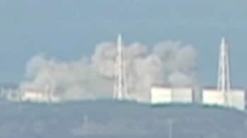 Video : Japan: Explosion at Fukushima nuclear power plant
